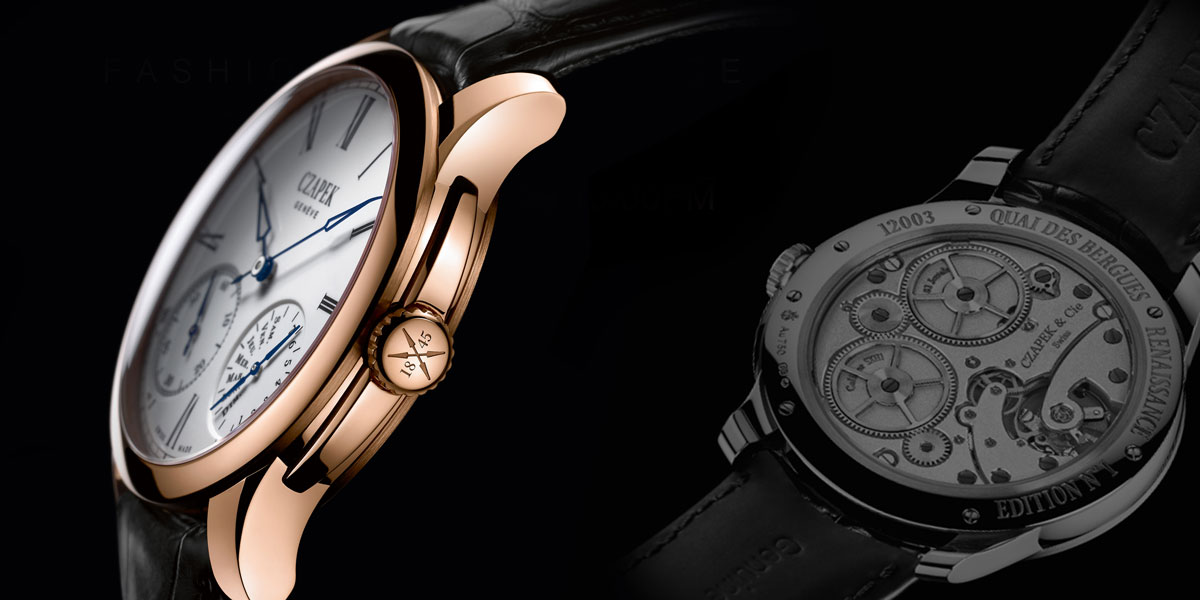 <i>Next Airtime: May 31, 2018 19:59</i><br><br>A feature of luxurious craftsmanship and design by master watchmaker Czapek, highlighting unparalleled quality and aesthetics of traditional watchmaking and how the company progress as the ultimate Swiss brand for luxurious time pieces.
